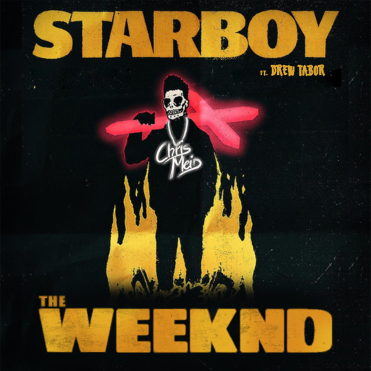 The Weeknd / Starboy (Chris Meid Remix) [Drew Tabor Cover]