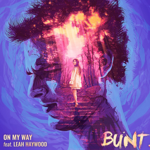 Bunt. / On my way feat. Leah Haywood