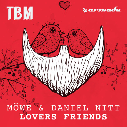 MÖWE x Daniel Nitt / Lovers Friends