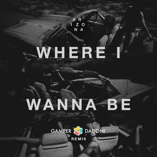 Arizona / Where I Wanna Be (GAMPER & DADONI Remix)