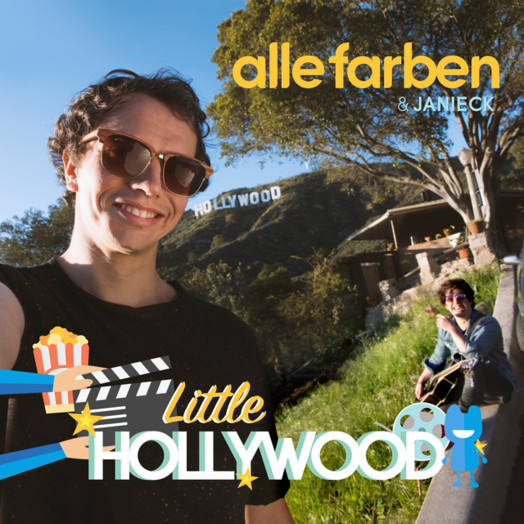 Alle Farben  & Janieck / Little Hollywood