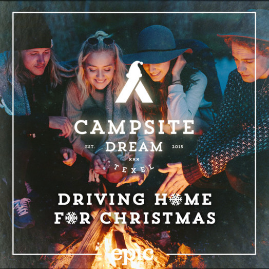 Campsite Dream / Counting down to Christmas