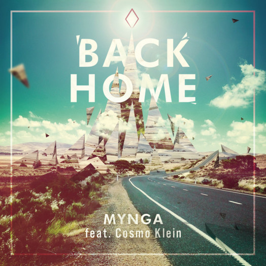 MYNGA / Back Home (feat. Cosmo Klein)